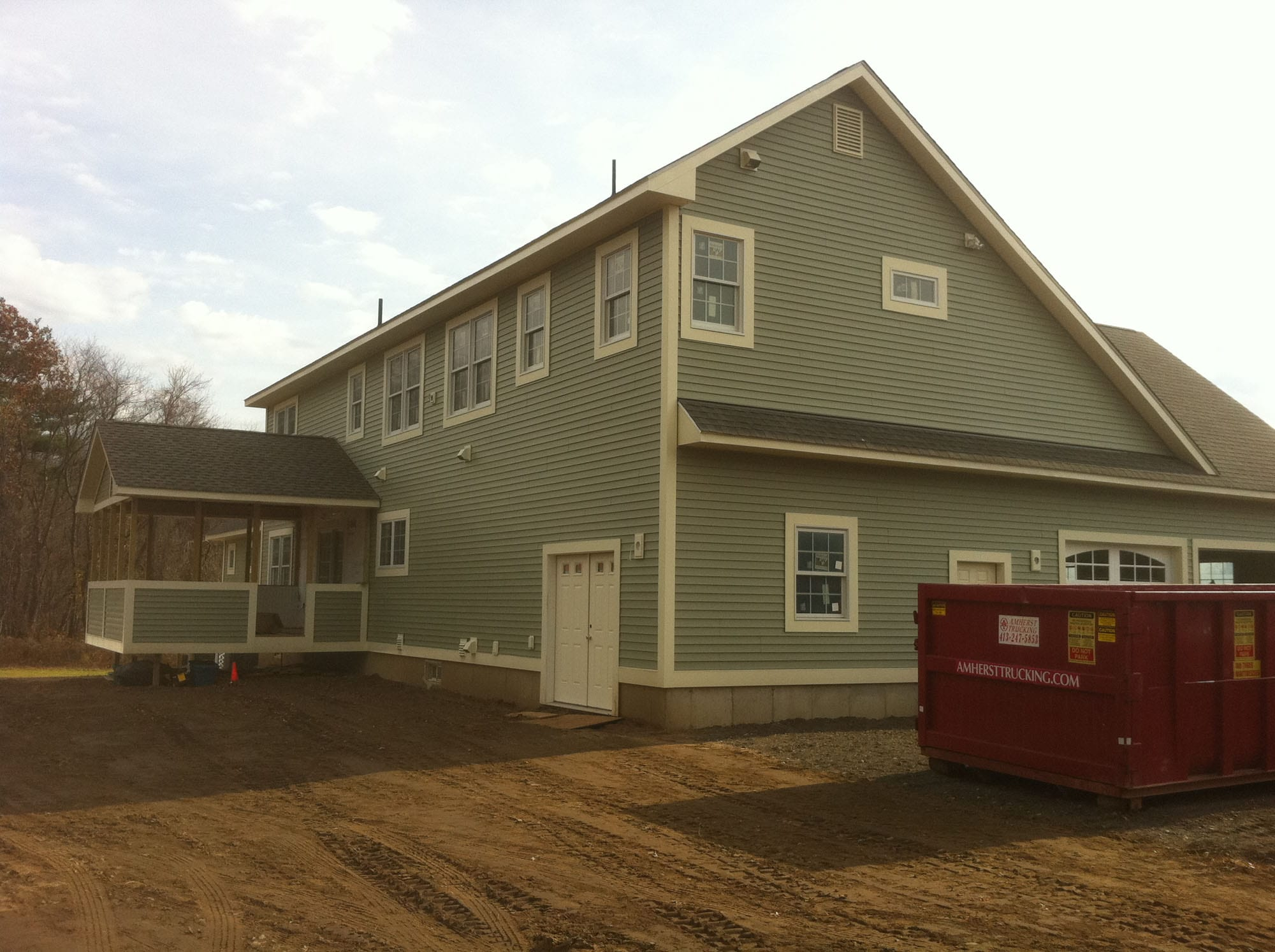 New Home Construction in Western Massachusetts